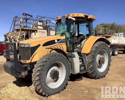 2007 Challenger MT575B 4WD Tractor