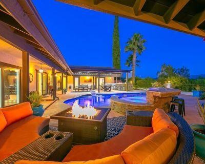 Gorgeous Home, Incredible Views w/ Pool, Spa + Close to Wineries - Temecula