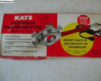 nos oil pan heater type 1