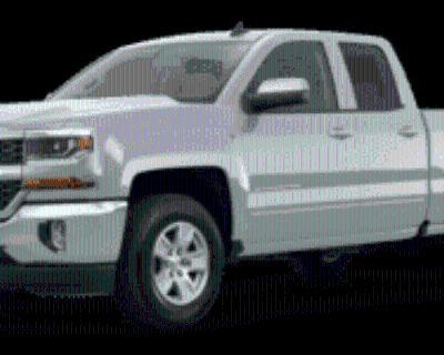 2017 Chevrolet Silverado 1500 LT Double Cab Standard Box 4WD