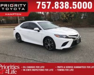2018 Toyota Camry L I4 Automatic