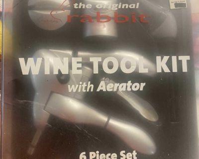 Rabbit wine tool kit