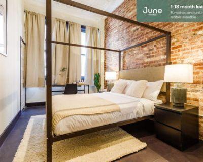 #335 Queen room in Chelsea 5-bed / 2.0-bath apartment