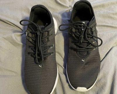 Puma gym shoes