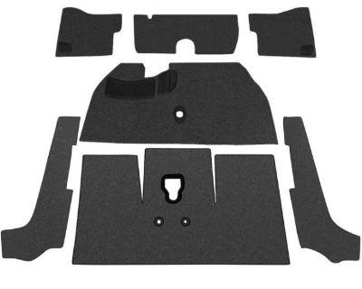 Tmi Carpet Kit Delux Carpet Kit 62-64