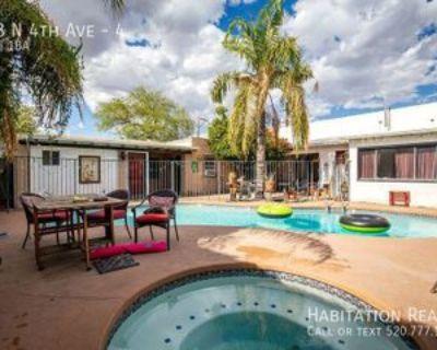 228 N 4th Ave #4, Tucson, AZ 85705 1 Bedroom Apartment