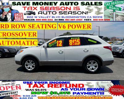 2012 Hyundai Veracruz 3RD ROW SEATING>FWD>6-CYLINDER