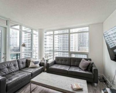 600 Fleet Street #1402, Toronto, ON M5V 1B7 2 Bedroom Condo