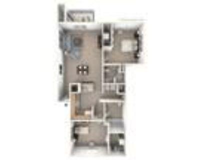 Oak Shores Apartments - Two Bedroom Traditional