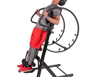 Pro Max Inversion Table 600 Pound Weight Limit