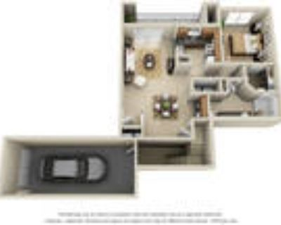 City Place at Westport - One Bedroom A3G