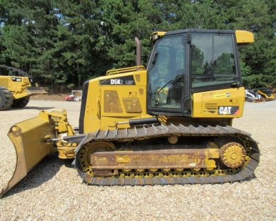 2013 CATERPILLAR D5K2 LGP Dozers, Crawler Tractors