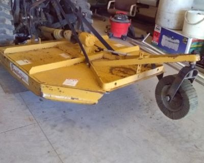 Used 5ft King Kutter Rotary Mower