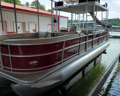2014 South Bay Pontoon Boat