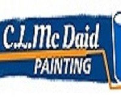 CL McDaid Painting