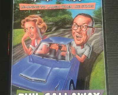 """BOOK: """"WHO PUT THE SKUNK IN MY TRUNK"""" BY PHIL CALLAWAY"""