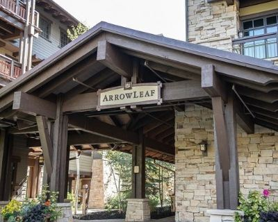 Arrowleaf Empire Pass Deer Valley Luxury Ski In Ski Out 3 Bedroom Condo Big View - Empire Pass