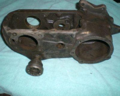 Jeep Willys ? Mb ? Cj ? Transfer Case Brown-lipe Gear Box Spicer Model 18