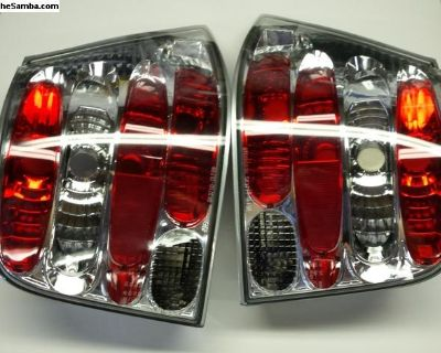 Golf IV Accessory Tail Lights 99-04 - Pair