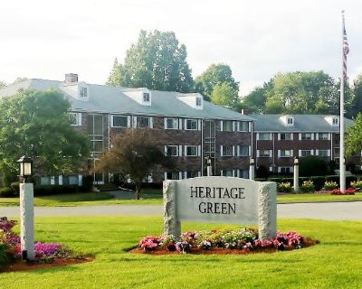 Attractive, 1BR, 1BA Apartment, North Andover. $1579