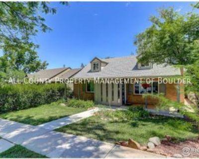 718 14th St, Boulder, CO 80302 4 Bedroom House