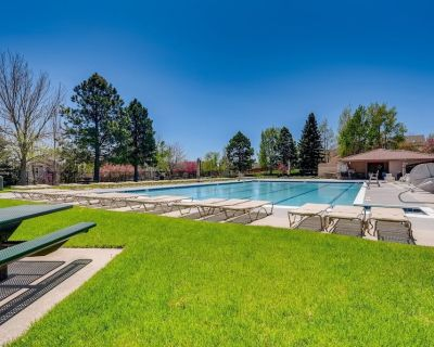 Pool & Tennis Courts; Theater; Pool Table - Northeast Colorado Springs