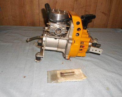 Modified Homelite R/C Boat Engine