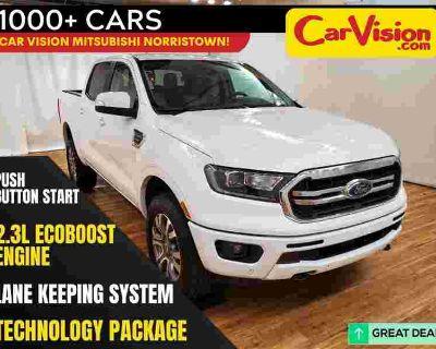 2020 Ford Ranger Lariat NAVIGATION BACK-UP CAMERA