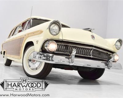 1955 Ford Country Squire Wagon