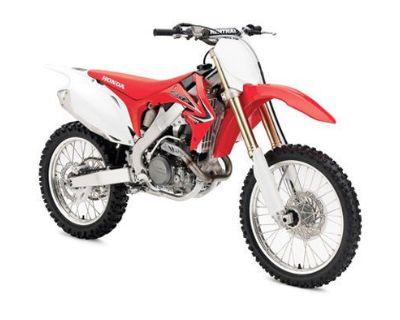 1:6 Honda Crf450r Dirt Bike (2012)
