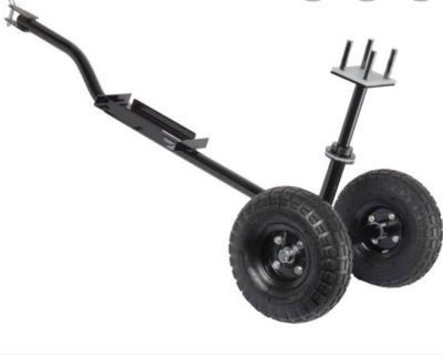 Jr Dragster Tow Dolly W/Starter Holder Tray