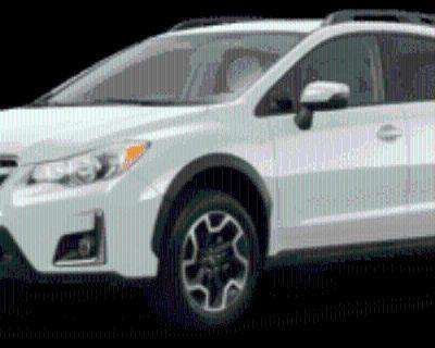 2017 Subaru Crosstrek 2.0i Limited CVT