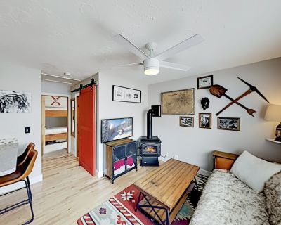 Charming House   Fireplace, Vintage Decor   Walkable Historic Downtown Locale - Downtown Park City