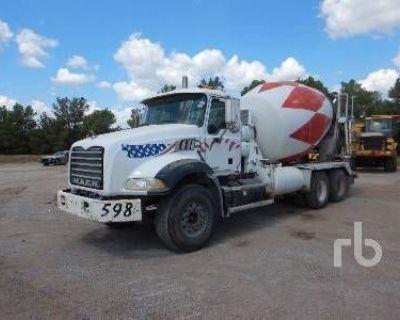 2009 MACK Concrete Mixer, Pump Trucks