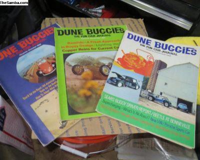 1969 Dune Buggies Magazines