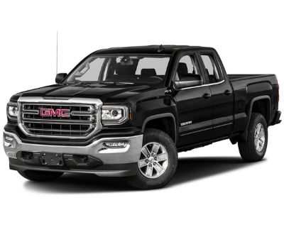 Pre-Owned 2018 GMC Sierra 1500 SLE 4WD Extended Cab Pickup