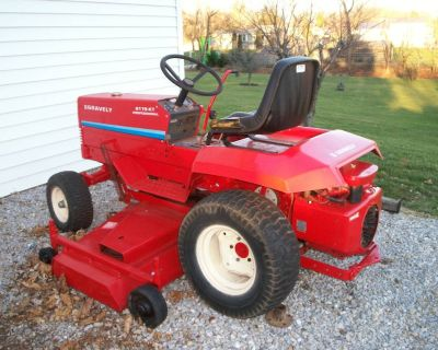 """GRAVELY 8179 KT PROFESSIONAL W/ 50"""" MOWER DECK"""