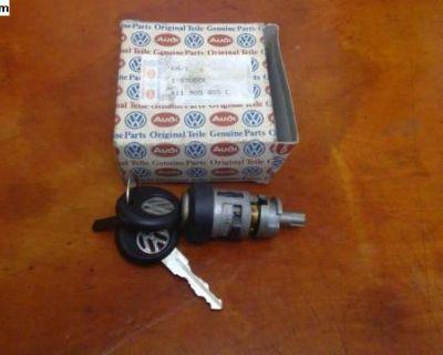 NOS Ignition Switch Genuine VW (411 905 855 C)