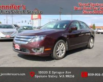 2012 Ford Fusion SEL FWD
