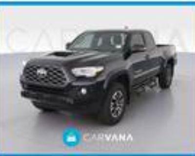2020 Toyota Tacoma Black, 22K miles