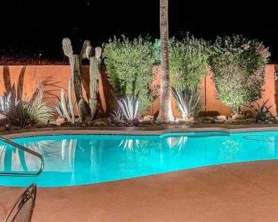 Beautiful and Spacious Home w/Free WiFi, Private Patio & Pool, Central AC, WD - Dobson Ranch
