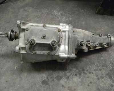 Muncie 4spd Transmission-64-65, Wide Ratio: Chevy, Corvette, Gto, 442, Buick
