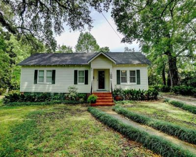 Cozy Cottage in Historic District. - Abbeville
