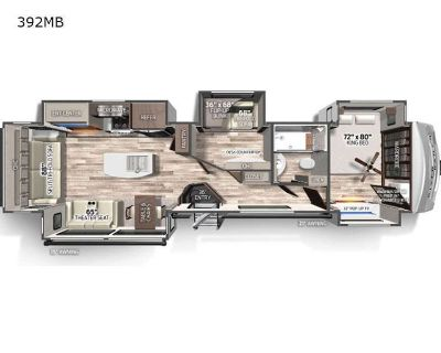 2021 Forest River Rv Columbus 392MB