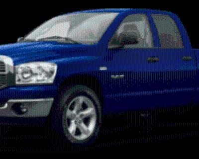 2008 Dodge Ram 1500 ST Quad Cab Regular Bed 2WD