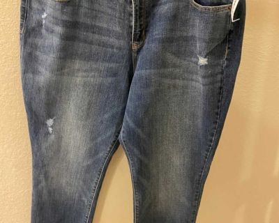 New Old Navy Jeans - curvy skinny fit - size 16 short
