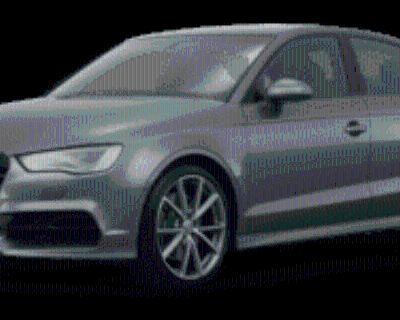 2016 Audi S3 Premium Plus