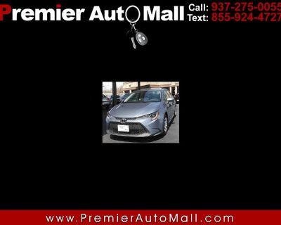 2020 Toyota Corolla LE CVT (Natl)
