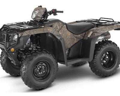 2021 Honda FourTrax Foreman 4x4 ES EPS ATV Utility Chico, CA