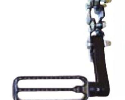 Motovan 15-972 Foot Pegs Fender Protectors Square